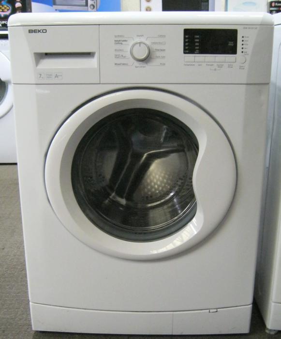 beko 7kg washing machine 1500 spin digital display 6. Black Bedroom Furniture Sets. Home Design Ideas