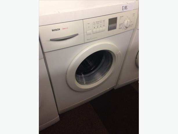 BOSCH EXXCEL WASHING MACHINE01
