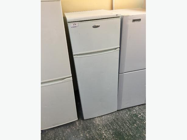 ☀️ whirlpool fridgefreezer all working