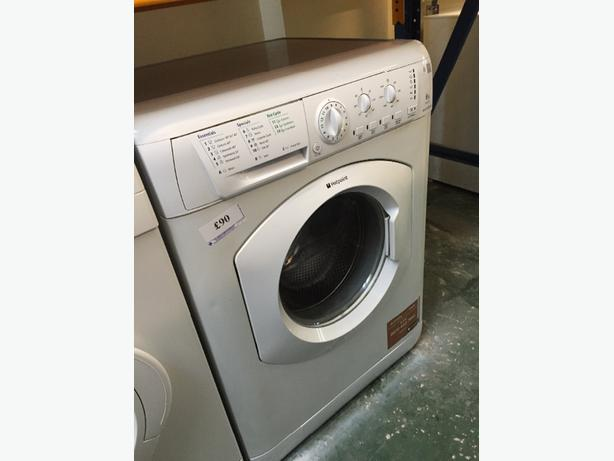 🎉hotpoint washer clean free delivery