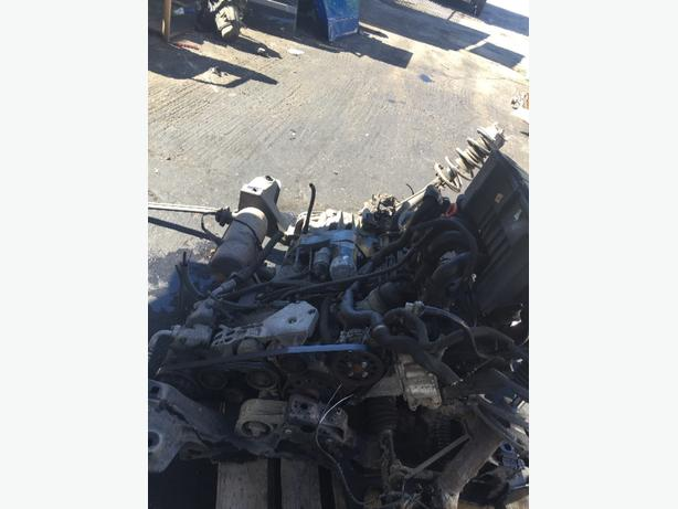 mercedes a class engine complete 1998-2005
