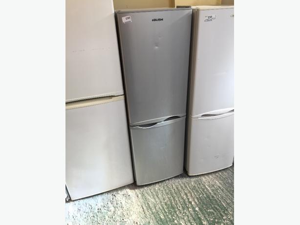 🍻☀️bush silver fridgefreezer 3 months grtee