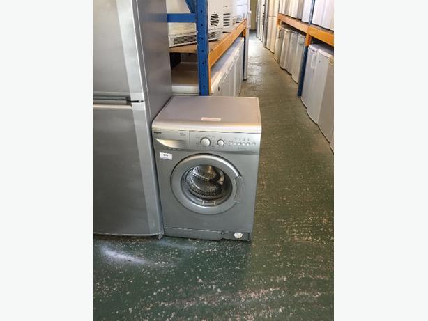 🚚☀️ Beko aaclass silver washer free delivery