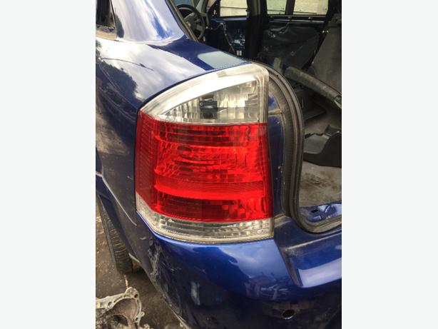 VAUXHALL VECTRA C LIGHTS BRAKE LIGHT REAR  PASSENGER OR DRIVER