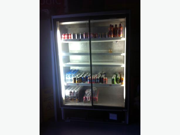 double cold fridge