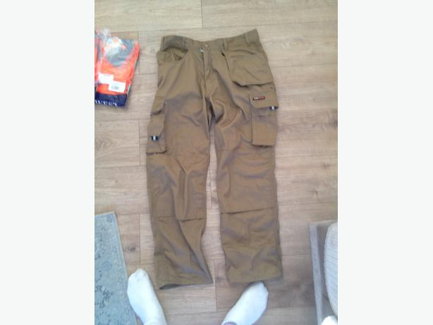 tuff stuff work trousers