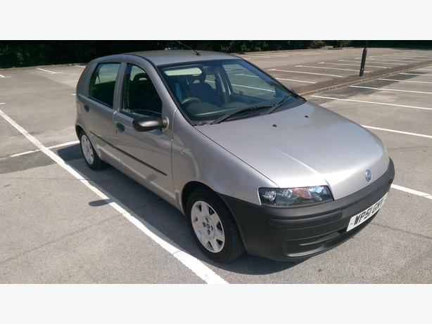 FIAT PUNTO 1.2 ACTIVE  MOT FEB sorry now sold