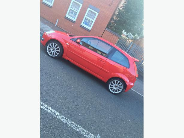 Ford Fiesta ST MK6 2005 (05) Red