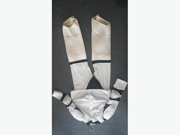 STAR WARS Stormtrouper outfit, suit age 4-7