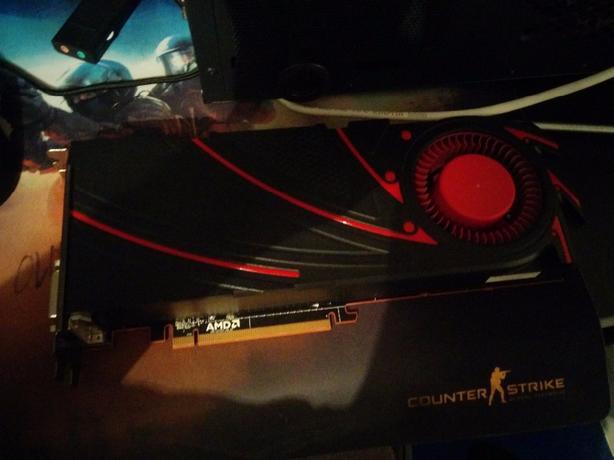 MSI R9 290 4GB GPU