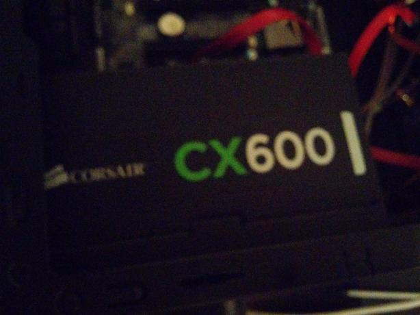 CX-600 Power Supply PSU