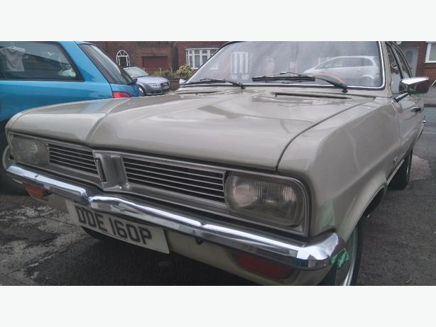 Vauxhall viva hc lhd