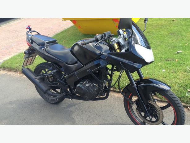 FREE: STOLEN: Motorbike FJ08 ZFT