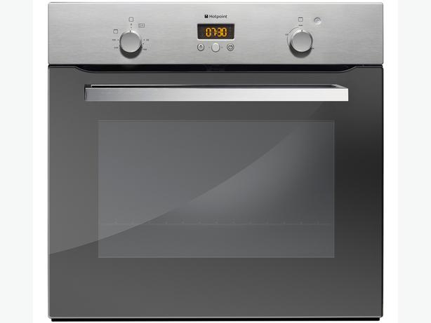 HOTPOINT BUILT IN 60CM SD89EX Electric Oven - Stainless Steel