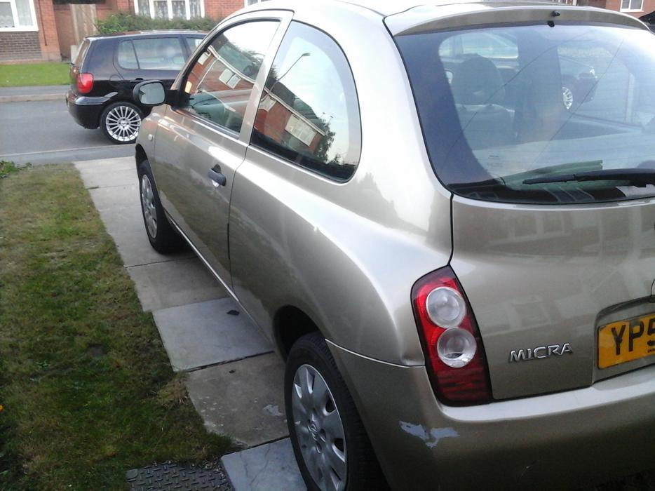 Nissan Micra E 998cc 53 Plate Wolverhampton Wolverhampton