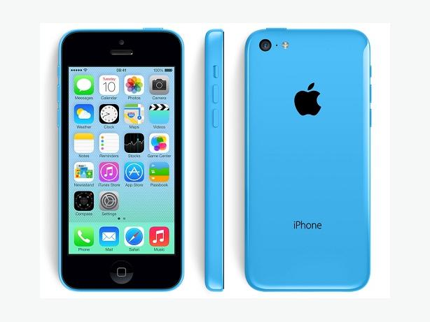 💥iPHONE 5c BLUE💥