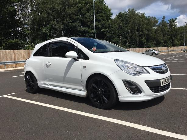 VAUXHALL CORSA LIMITED EDITION **40k FSH**