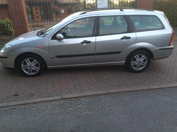 FORD FOCUS ESTATE 53REG