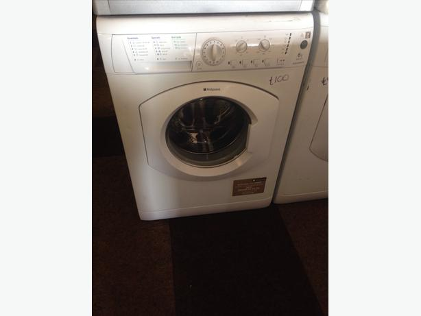 HOTPOINT WASHING MACHINE03