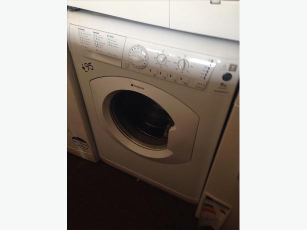 HOTPOINT WASHING MACHINE05