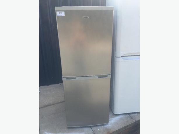 🍰🎈 logik silver fridgefreezer all working