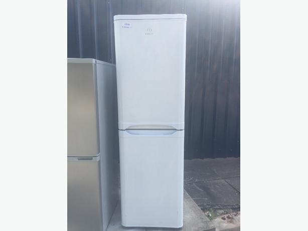 ☀️🎈 tall indesit fridgefreezer free delivery