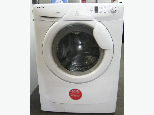 Hoover 1600 Spin Washing Machine, 7kg Load, 6 Month Warranty