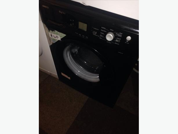BEKO WASHING MACHINE BLACK01