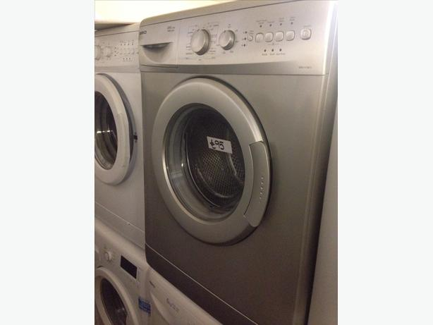 BEKO WASHING MACHINE SILVER01