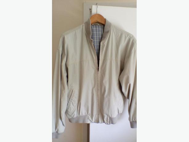 mans bomber jacket