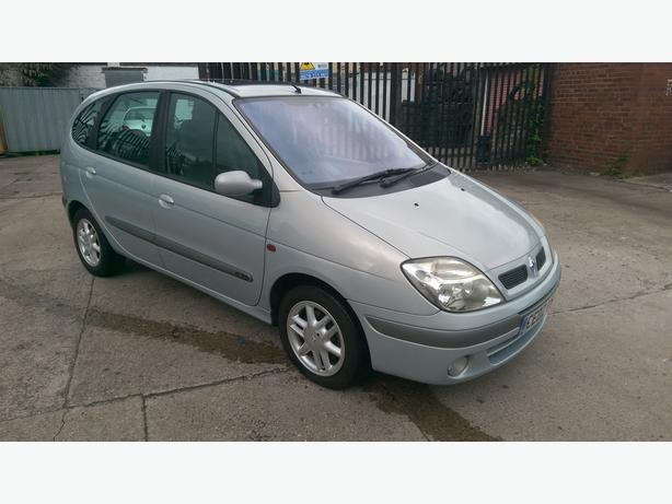 RENAULT SCENIC AUTHENTIC 1.6 PETROL MOT APRIL sorry now sold