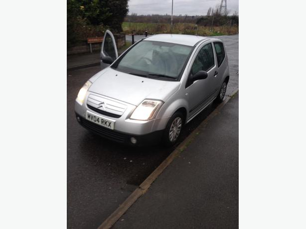 citroen C2 1.1 mot runs out this month