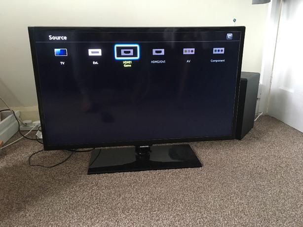 """Samsung Full HD 32"""" tv"""