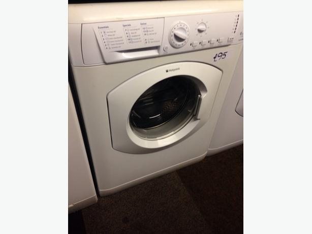 HOTPOINT WASHING MACHINE003