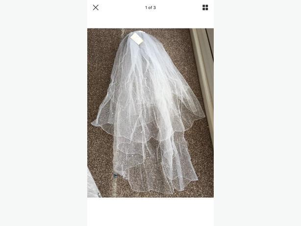 brand new brial veil