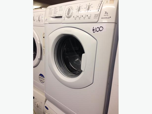 7KG HOTPOINT WASHING MACHINE SUPER SILENT01