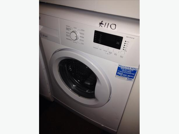 BEKO WASHING MACHINE007
