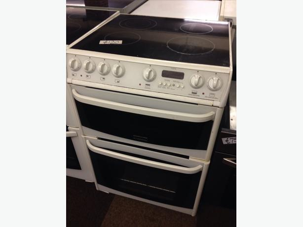 CANNON ELECTRIC COOKER DOUBLE OVEN02