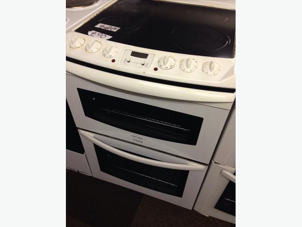 TRICITY BENDIX ELECTRIC COOKER DOUBLE OVEN01