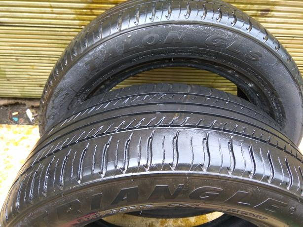 Matching Pair Tyres Triangle Talon GLS 205 55R16 V94
