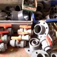 abs plastic fittings. valves.elbows etc joblot