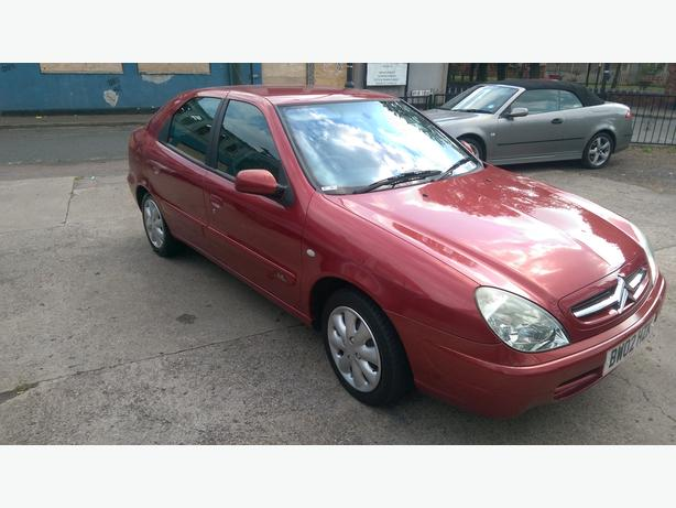 CITROEN XSARA LX 1,4 PETROL GENUINE 49.000 MILES sorry now sold