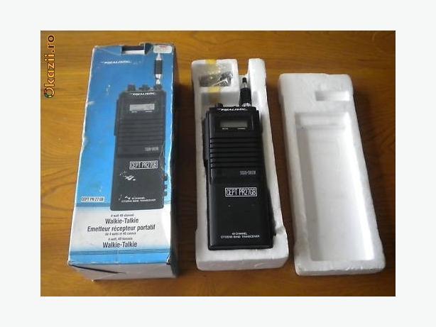 walkie talkie trc 1010