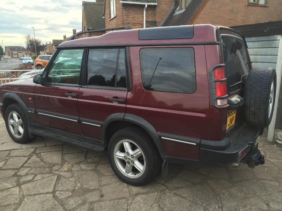 land rover discovery td5 2 5 diesel millenium edition wolverhampton dudley. Black Bedroom Furniture Sets. Home Design Ideas