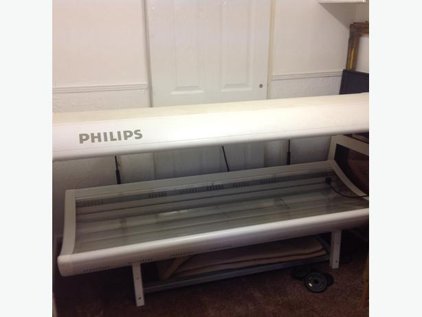 Phillips sunbed