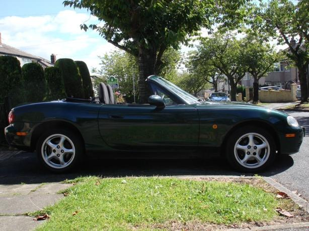 2003 (53) Mazda MX-5 1.8i S Convertible Roadster