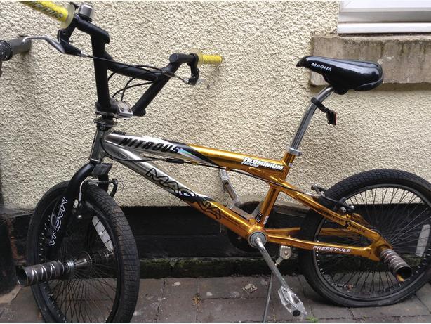 Boys bicycle