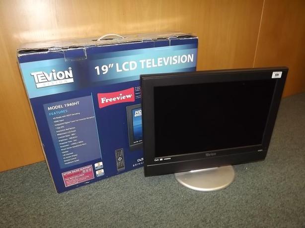 "19"" Tevion LCD Television £10"