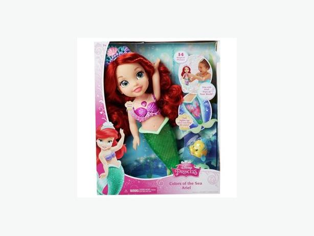 Disney Princess Colours of the Sea Ariel Playset (NEW, IN BOX, UN OPEND)