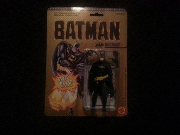 1989 BATMAN Action Figure ToyBiz (Mint on Card)